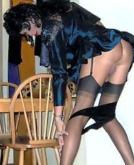 Crossdressing sluts spread there legs wide open for you